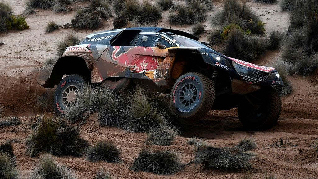 Carlos Sainz se proclama campeón del Dakar a sus 55 años