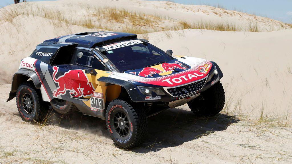 Sainz, campeón de coches del Dakar 2018