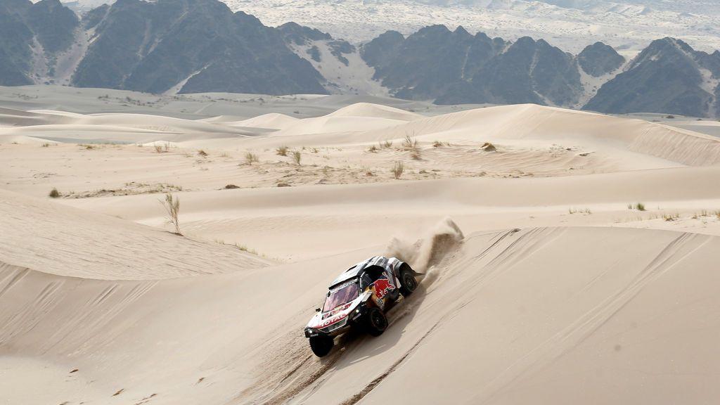 Carlos Sáinz se proclama campeón del Dakar a sus 55 años