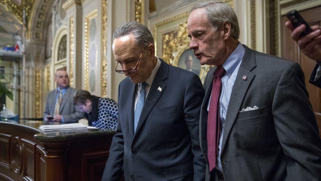 La falta de acuerdo provoca el cierre del Gobierno de EEUU