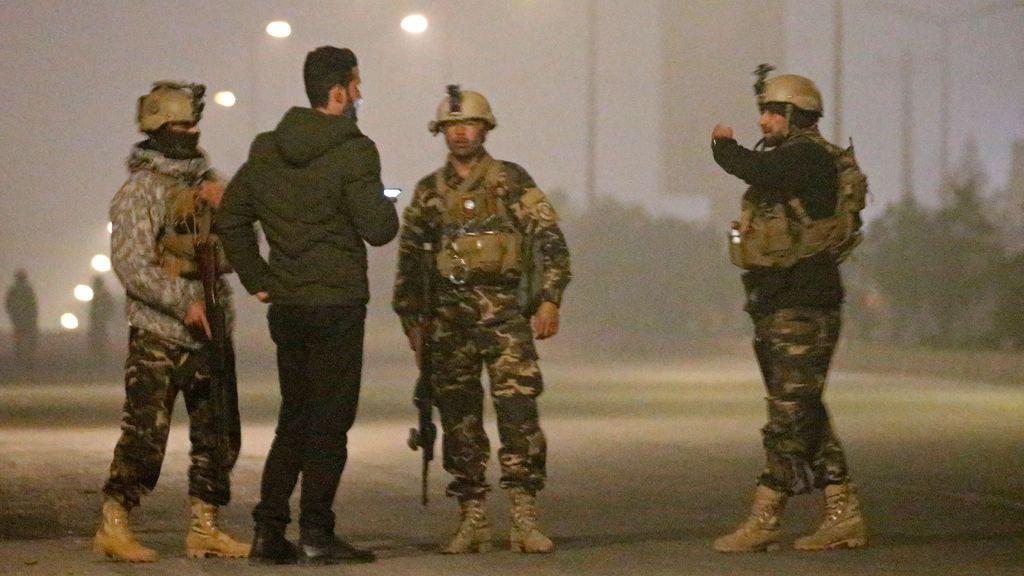 Varios muertos en un asalto de milicianos contra el hotel más importante de Kabul