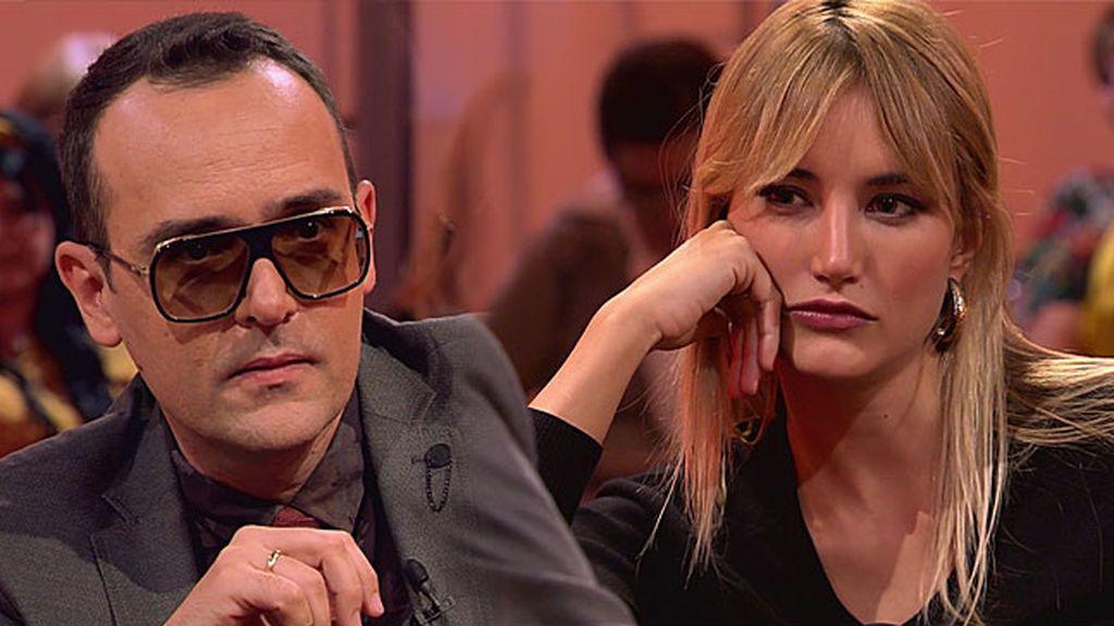 """Alba no quiere quedar a solas con Risto porque está casado y se lleva una reprimenda: """"Eres muy desconfiada"""""""