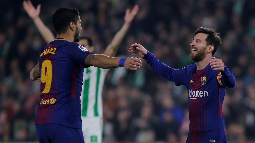 El Barcelona demuestra que no tiene rival (0-5)