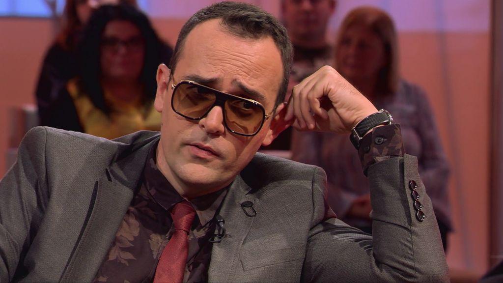 """Risto confiesa sus prejuicios hacia Alba Carrillo: """"Cuando supe que venías dije '¿perdón?'"""""""