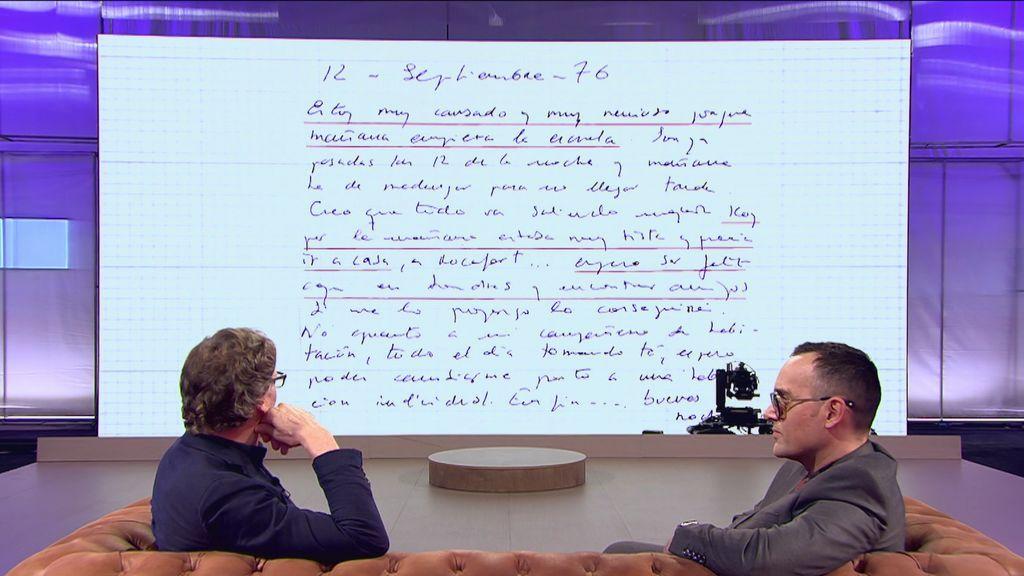 """Nacho Duato dejó de anotar en su diario tras fallecer su hermana de SIDA: """"No podía escribir que había muerto"""""""