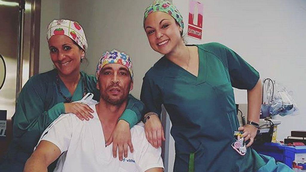 La nueva vida de Israel Pita 'GH': Celador de hospital y papá orgulloso