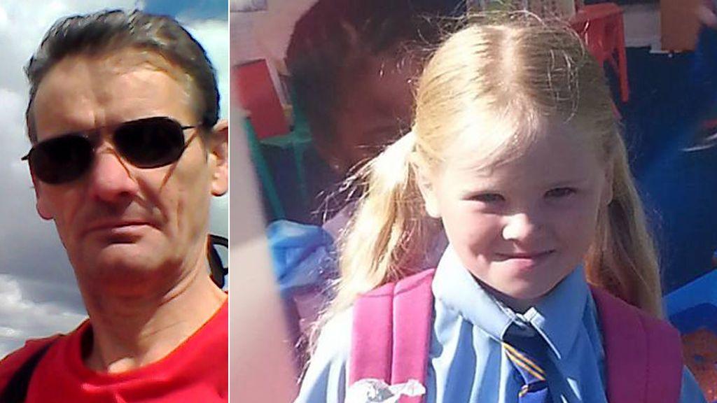 Publica en Facebook una fotografía de su hija minutos antes de asesinarla