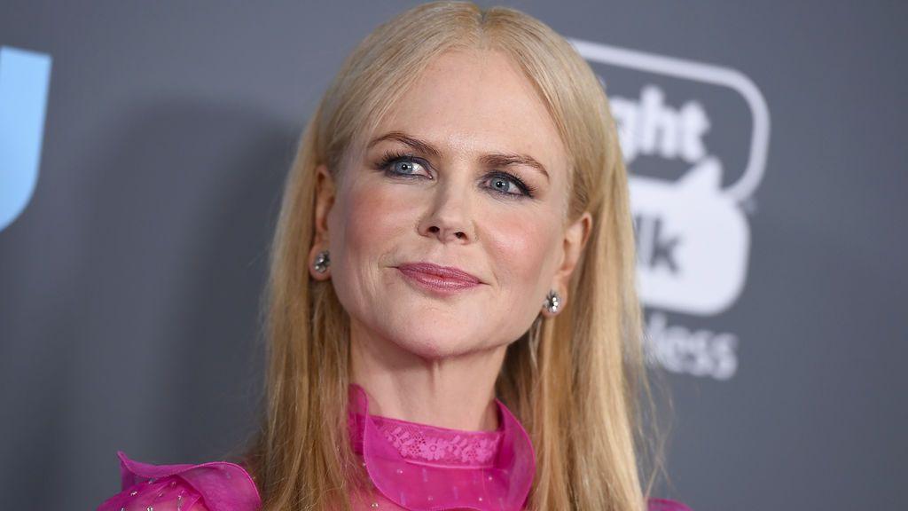El cambio de imagen de Nicole Kidman que te sorprenderá