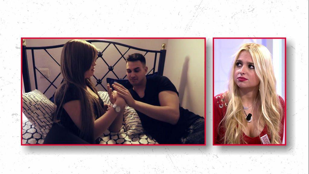 Cita especial Iván y Juliana: ¡La pareja pasa la noche junta!