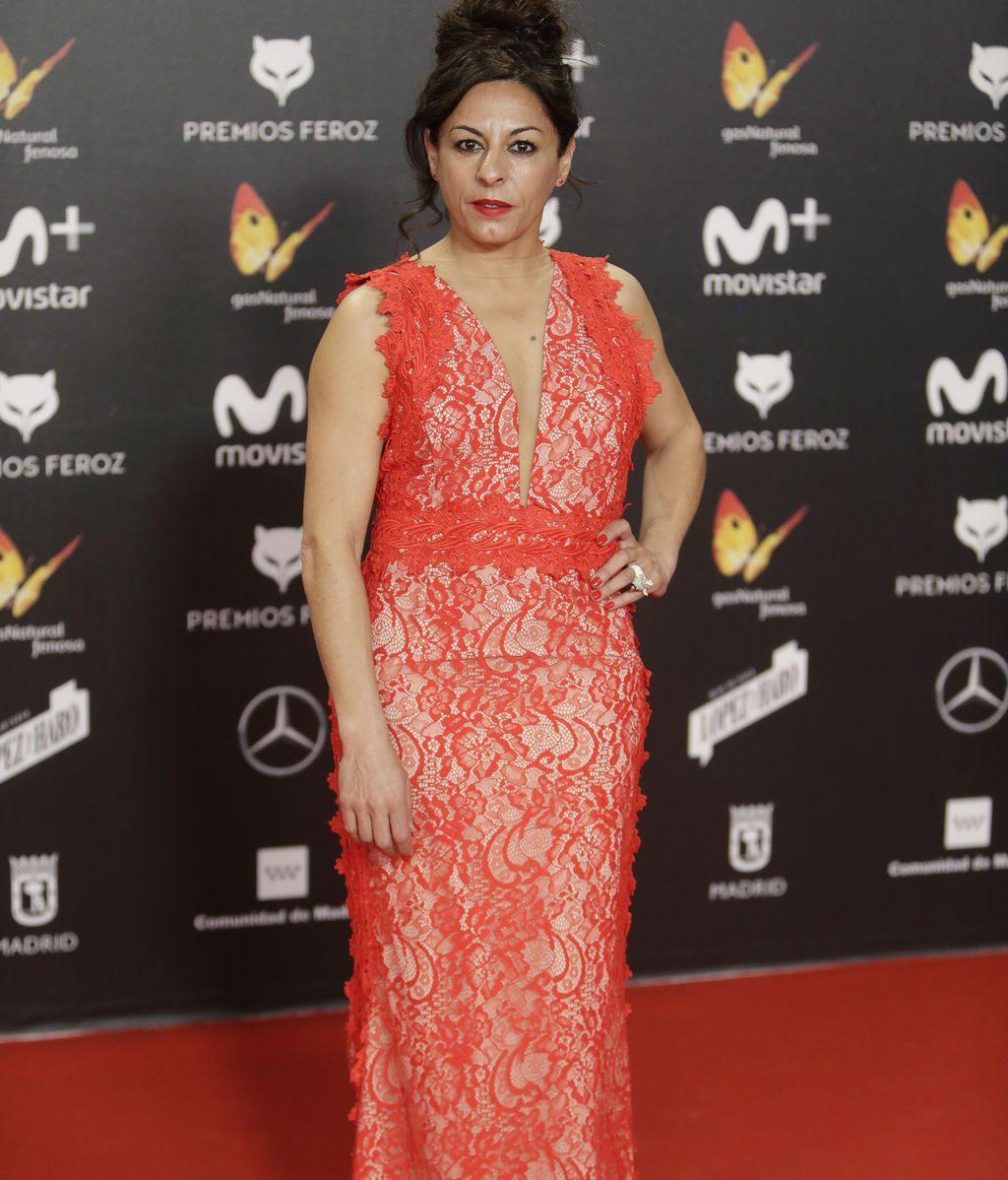 La alfombra roja de los Premios Feroz, en fotos