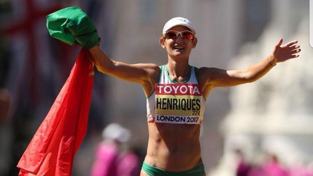 """¡Mujeres al poder! Inês Henriques: """"Cuantas más mujeres seamos en luchar por los 50 Km marcha, mejor"""""""