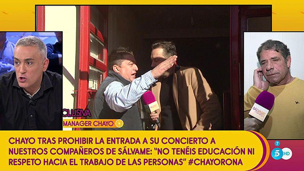 Polémica en el Ayto. de El Membrillo: El manager de Chayo es el cuñado del teniente de Alcalde