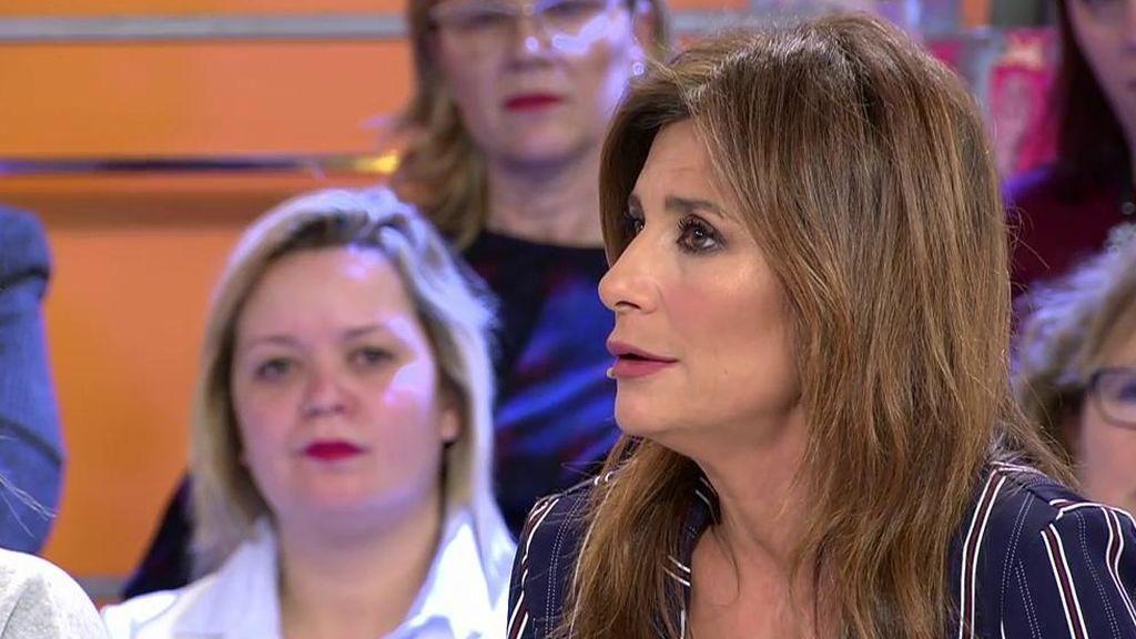 """Gema López, sobre la polémica de Gustavo con María: """"Es de los temas que más me han costado"""""""