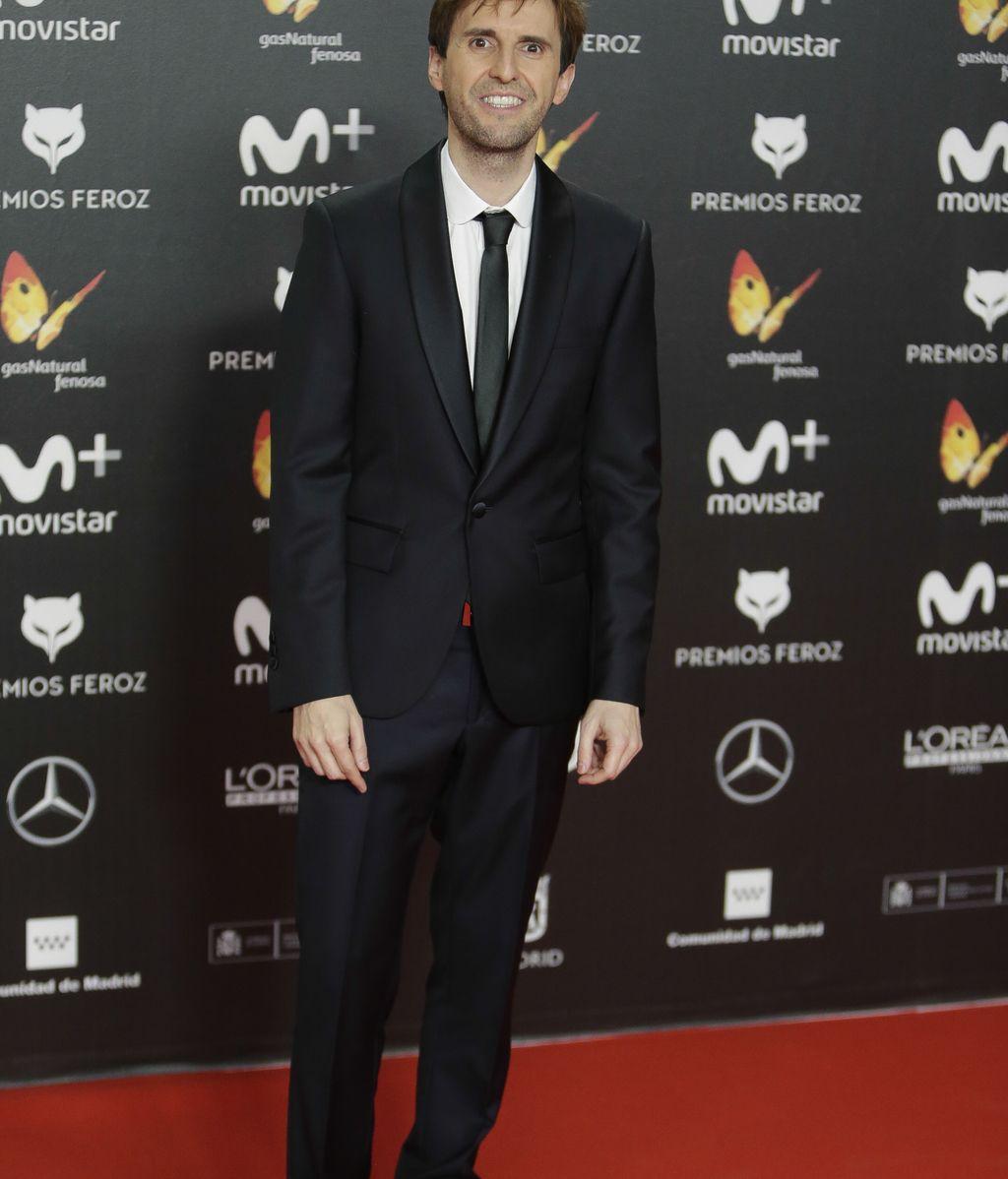 El actor Julián López, presentador de esta 5ª edición de los Premios Feroz