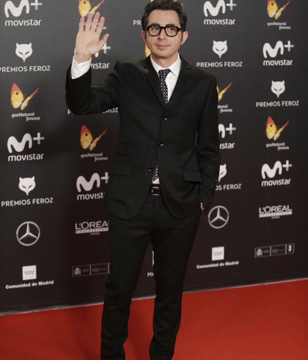 El cómico Berto Romero también ha estado en la gala