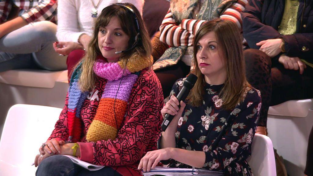 """María José, redactora de 'Myh': """"Andrea nos confirma que tonteó con Joni durante su relación con Sandra"""""""