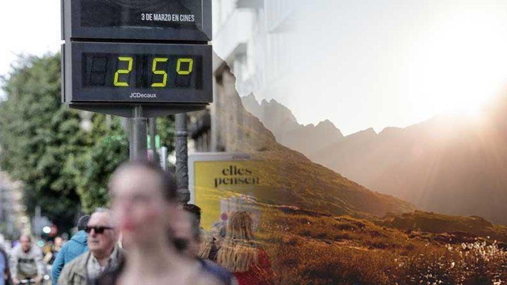 ¿Por qué está haciendo tanto calor en pleno mes de enero?