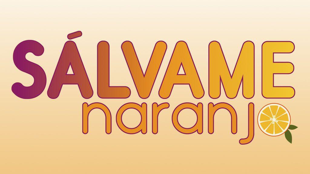 Logo de 'Sálvame naranja'.