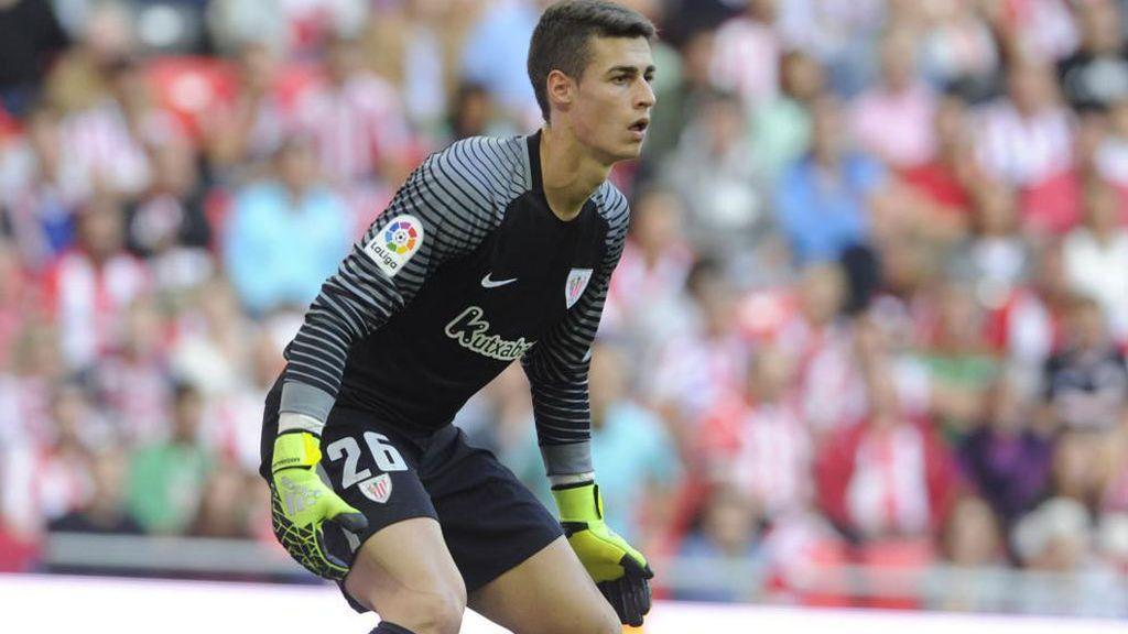 Kepa renueva por el Athletic cansado de esperar por el Real Madrid