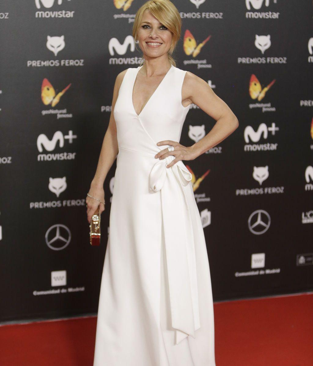 Úrsula Corberó, PauEche, Vanesa Romero... La alfombra roja de los Premios Feroz, en fotos