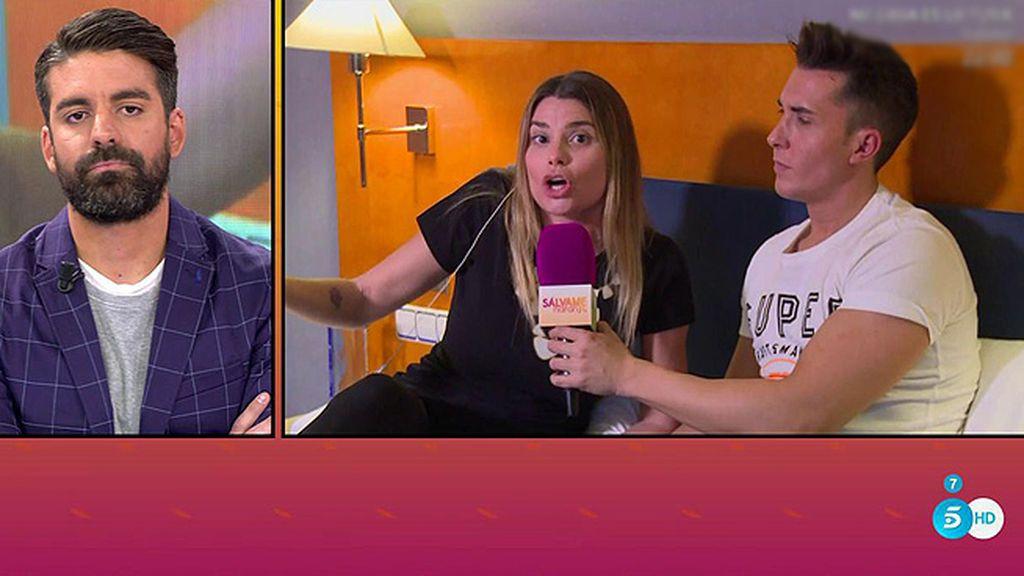 """María Lapiedra estalla con su ex: """"Mark buscará a cualquier famosa para seguir en el candelero"""""""