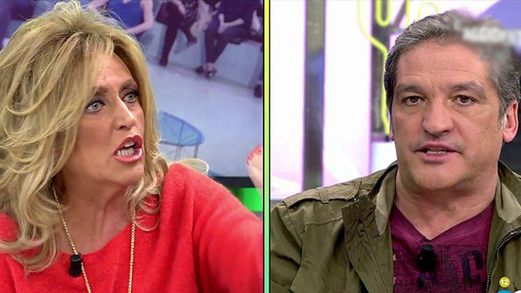 """El mosqueo de Gustavo con Lydia: """"Me molesta que participe en una pantomima en la que se me ridiculiza"""""""