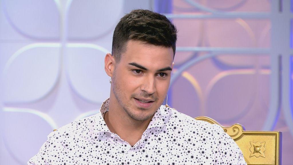 Iván, preparado para su final en directo en Telecinco y en Cuatro