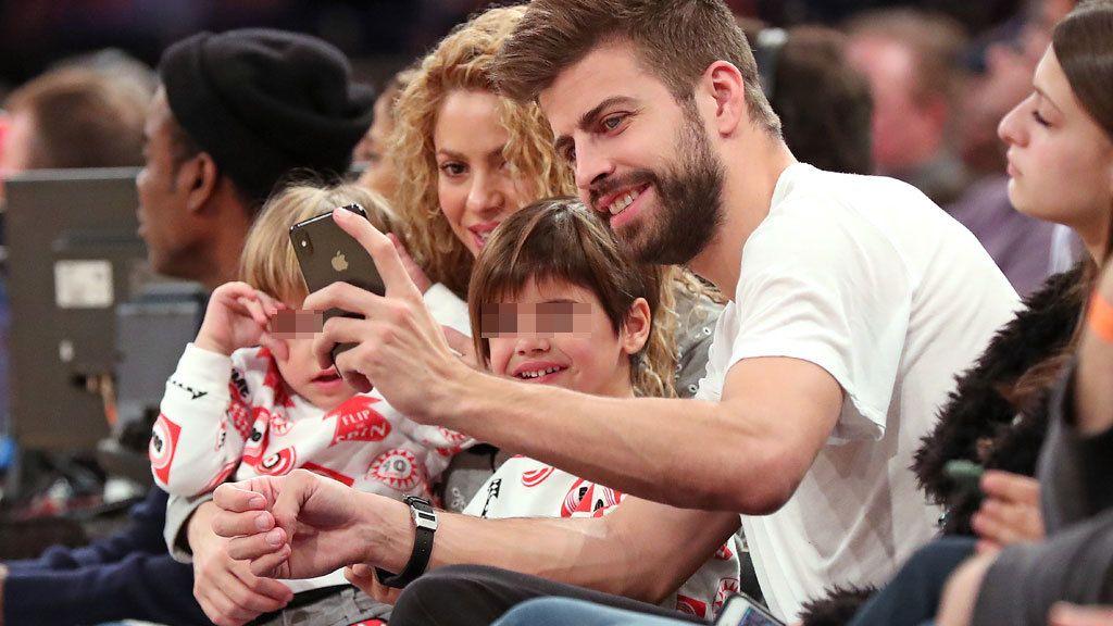 El hijo mayor de Shakira y Piqué ha cumplido 5 años