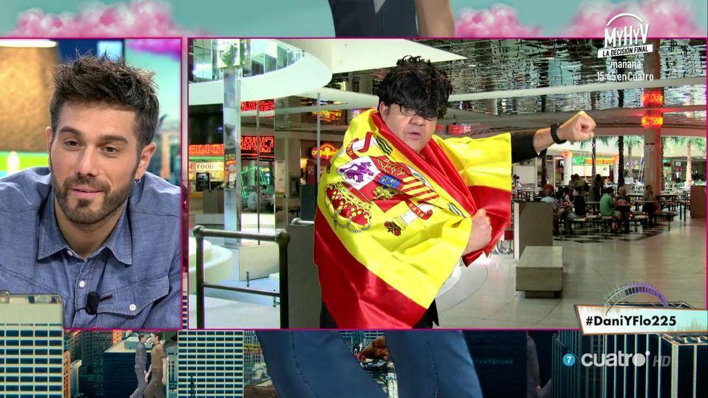 """Carles 'PuigdeFlo': """"Soy un españolazo del copón"""""""
