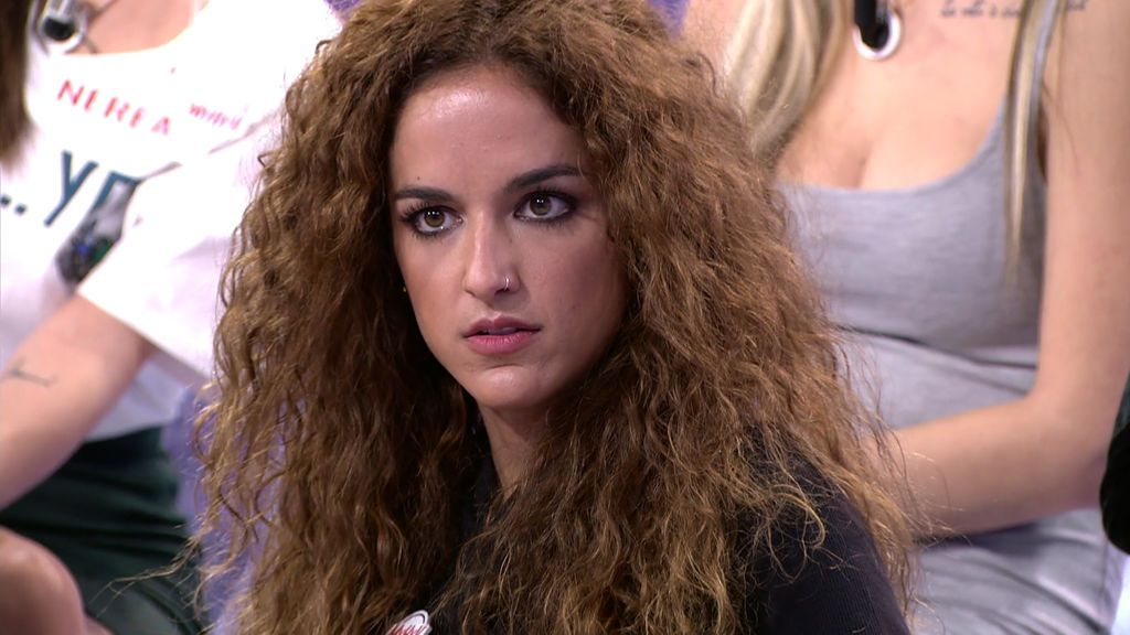 "Cristina: ""Me importa más la final de Juliana que venir con Barranco"""