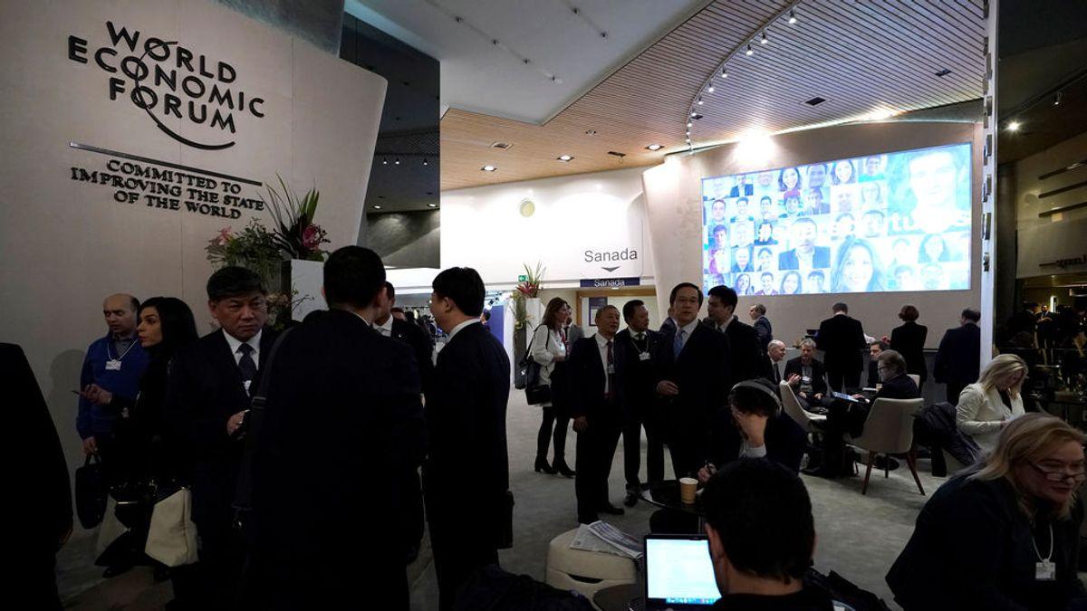 Davos, club de ricos y mucho mas