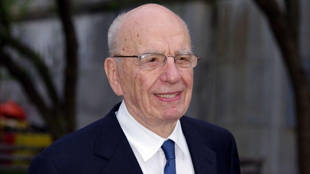 Rupert Murdoch, dueño de 21st Century Fox.