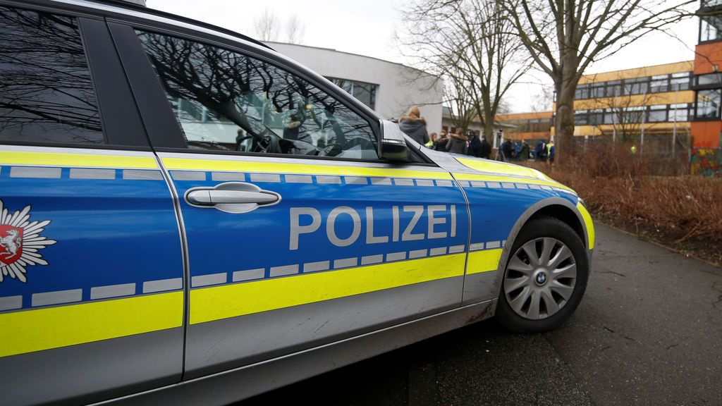 Detenido un estudiante de 15 años en Alemania tras matar a otro en un instituto