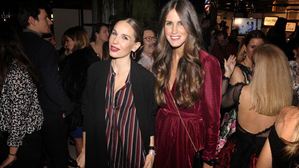 Carola Baleztena y María Acuña de Globally