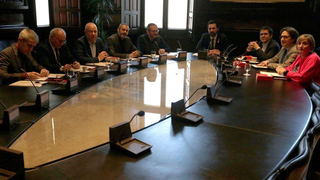 JxCat retira la petición de delegación de voto de Puigdemont