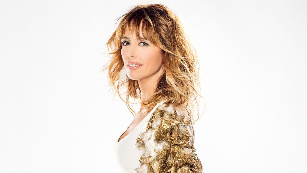 Emma García, presentadora de 'Mujeres y hombres y viceversa'.