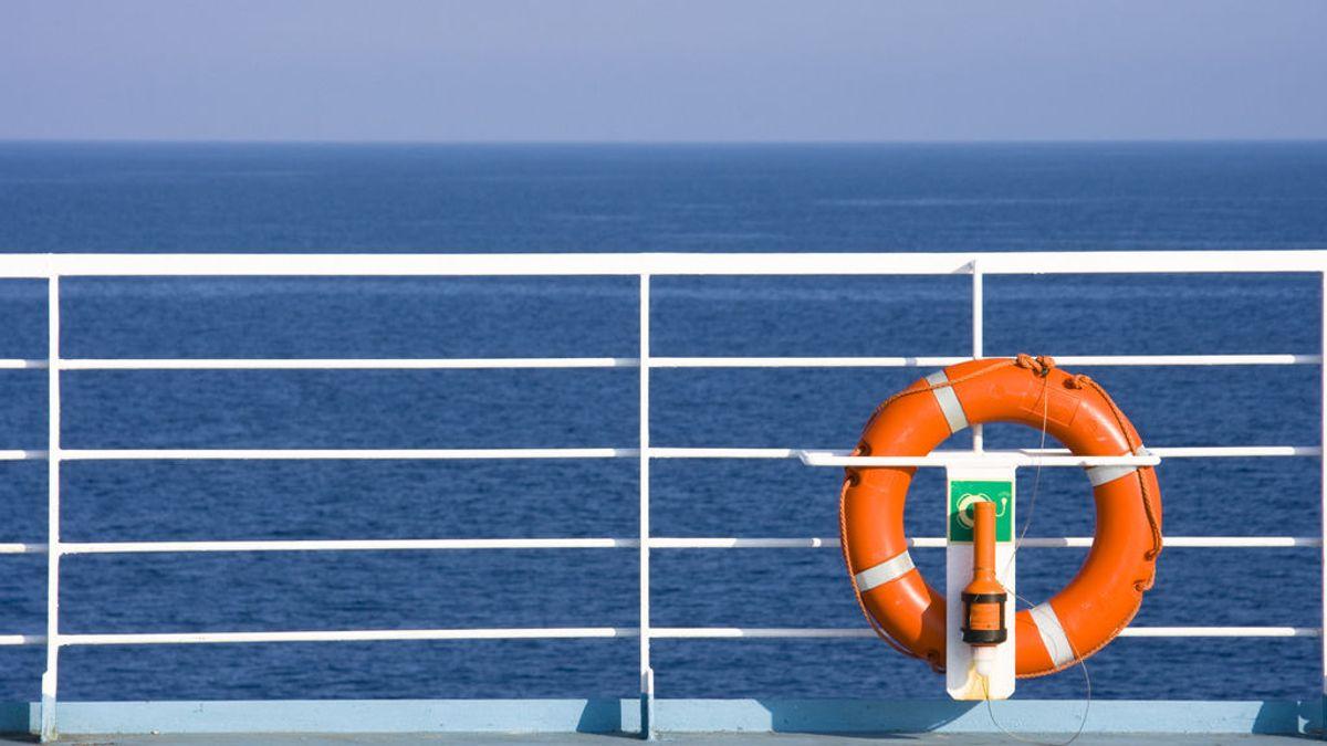 Una mujer muere después de caer a bordo de un crucero