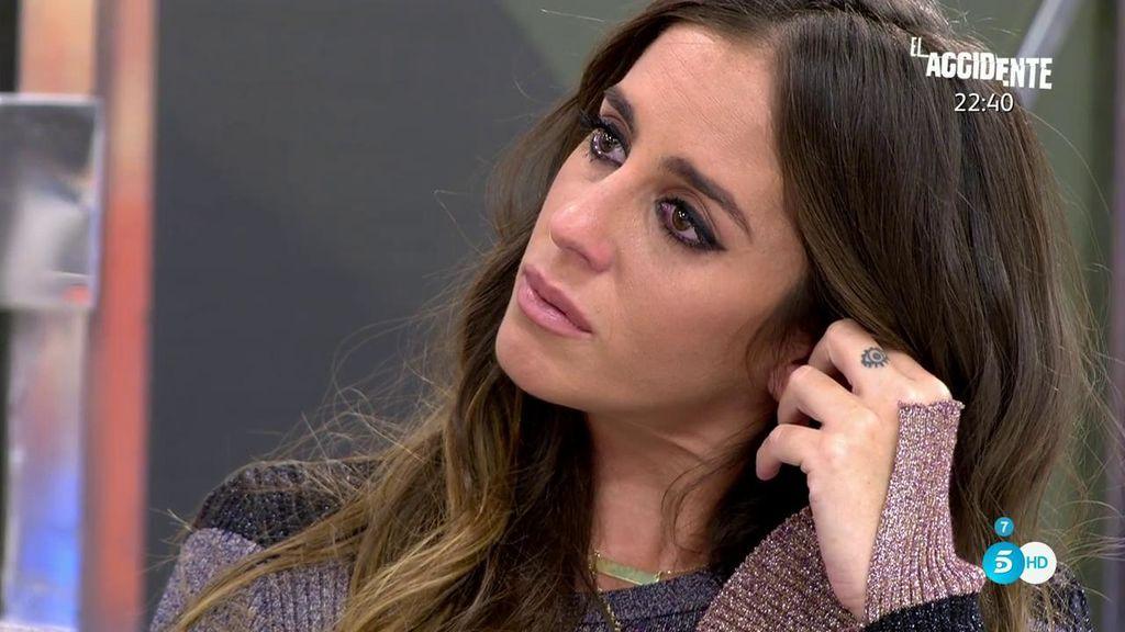 "Anabel Pantoja se derrumba: ""Isa no me ha fallado"""