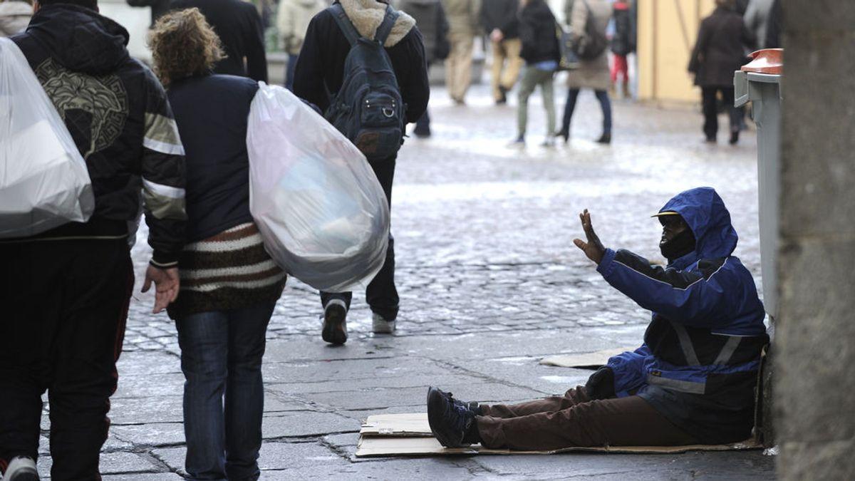 """Encuentran muerto a un sin techo después de que el ayuntamiento """"le quitara el saco de dormir"""""""