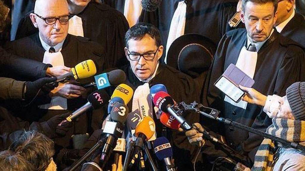 El abogado de Puigdemont