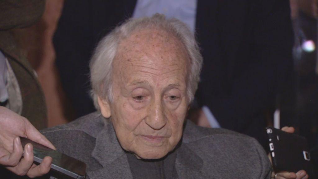 La historia de Noah Klieger, un superviviente de Auschwitz