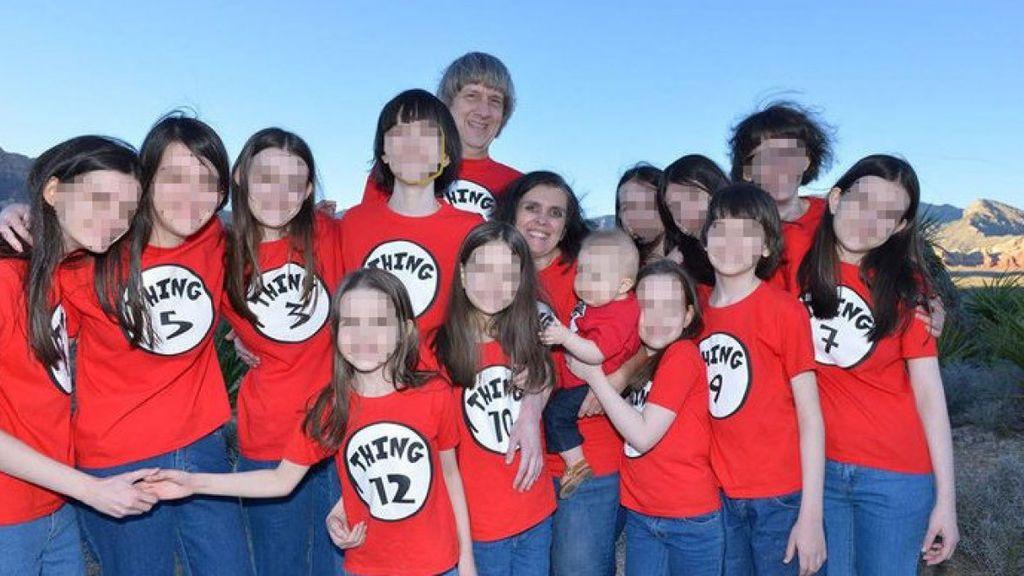 Separan a los 13 hermanos de la 'Casa de los Horrores' de California
