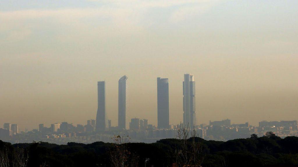 Madrid desactiva el protocolo por contaminación el jueves