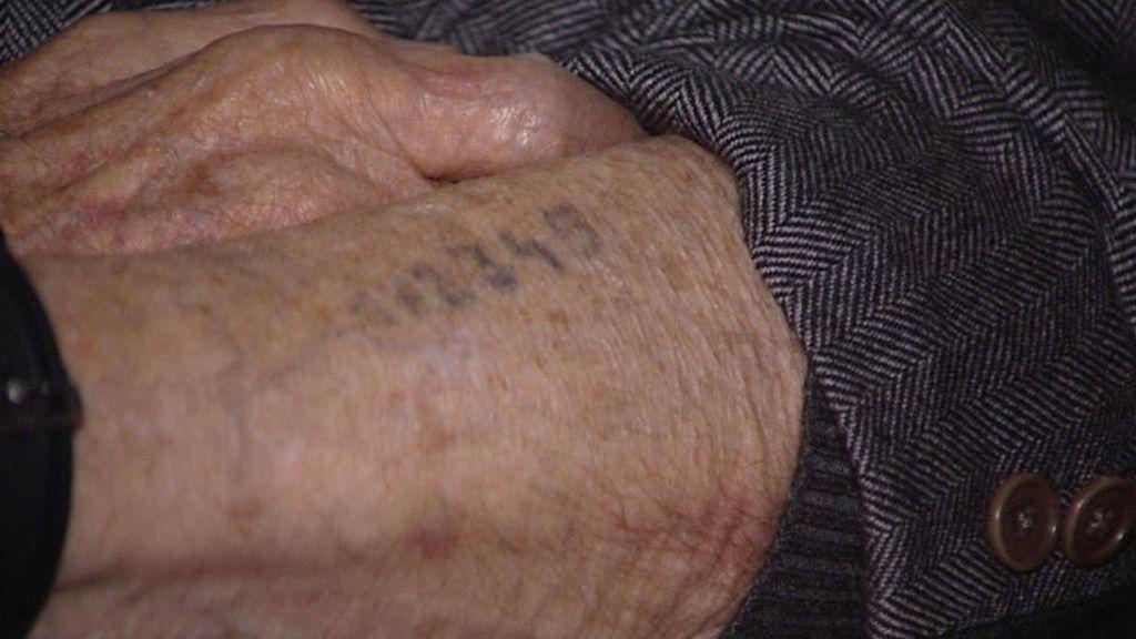 """Noah Klieger, superviviente de Auschwitz: """"No hay un solo día que pase que no piense en el campo"""""""