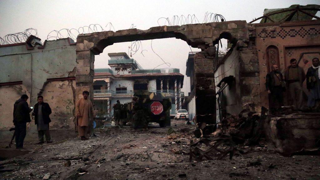 Save the Children confirma la muerte de tres de sus trabajadores en el ataque en Afganistán