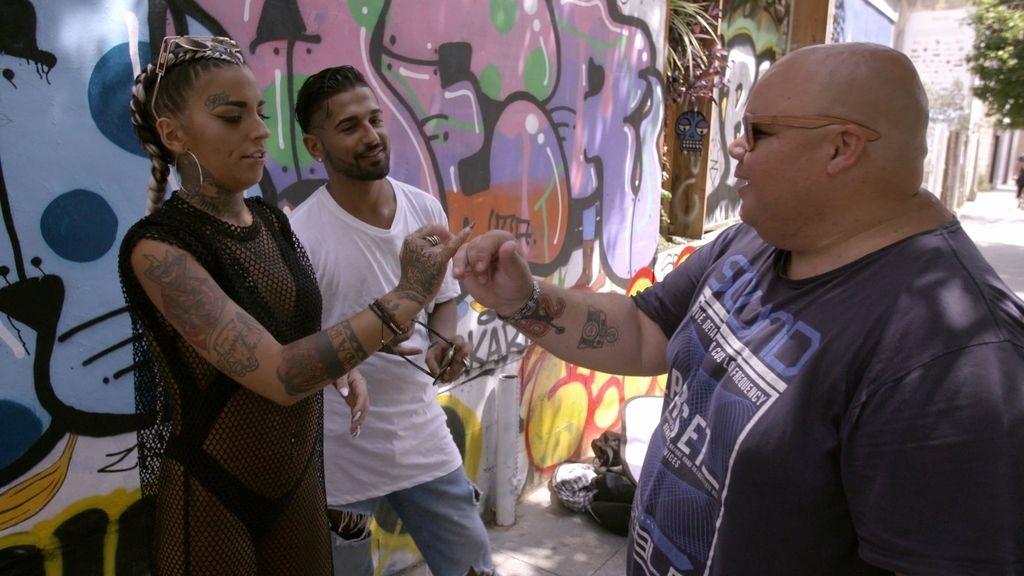 Imágenes del segundo programa de 'Los reyes del barrio'.