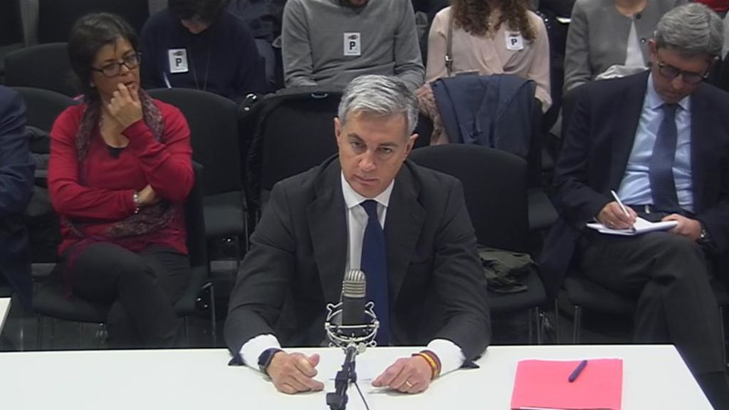 Ricardo Costa confiesa y acusa a Francisco Camps