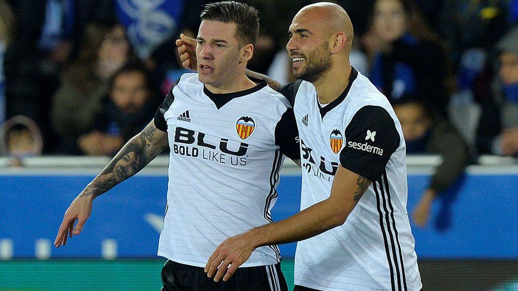 El Valencia elimina al Alavés en la tanda de penaltis y pasa a semifinales de Copa