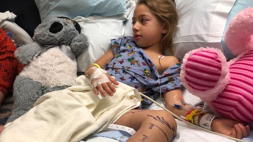 Una niña de cinco años sobrevive a la mordedura de una serpiente cascabel