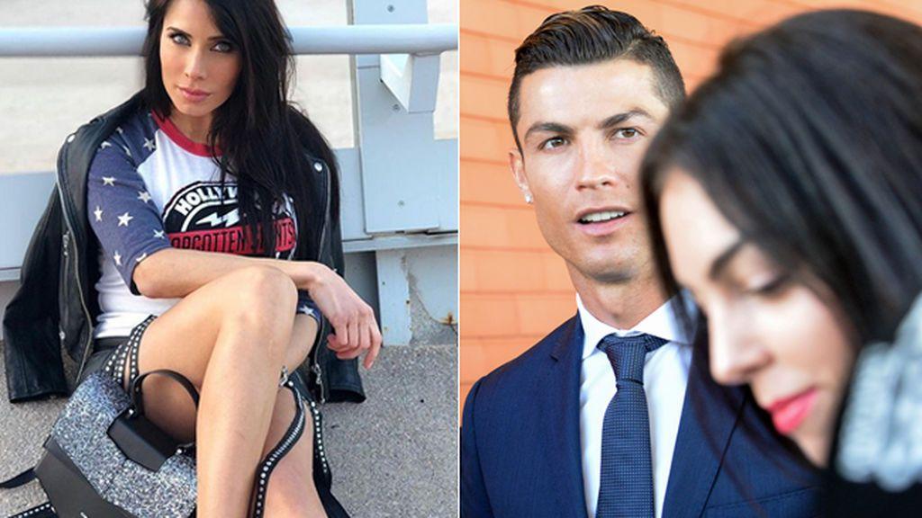 Pilar Rubio, Georgina y la cena secreta para animar a Cristiano Ronaldo